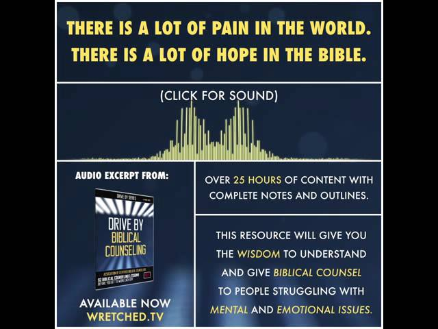 There Is A Lot Of Pain In The World There Is A Lot Of Hope In The Bible