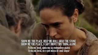 Leonard Cohen - Show Me the Place, lyric video (tradus romana)