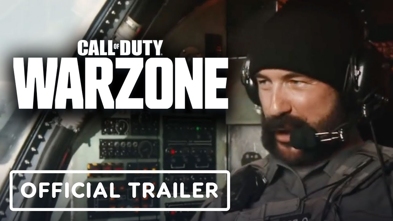 Call of Duty: Warzone - Official Verdansk Air Trailer - IGN thumbnail