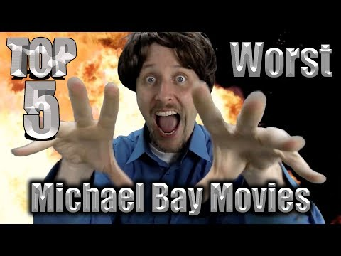 Top 5 Worst Michael Bay Movies