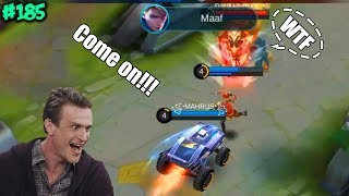 Mobile Legends WTF | Funny Moments Episode 185