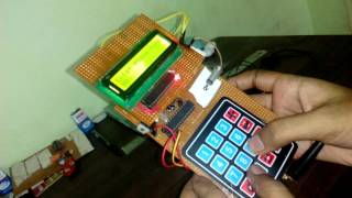 mobile phone using ARDUINO(this is my new phone .here i show two main function calling a number and receiving a call.i used two atmega328 microcontroller and sim900 module .if you have ..., 2015-09-19T19:24:49.000Z)