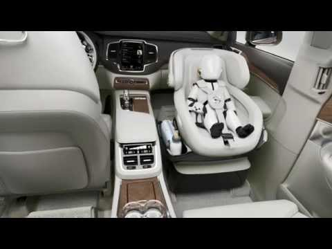 Volvo Cars Excellence Child Seat Concept