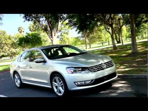 2012 VW Passat Diesel Long-Term Review - Part 1