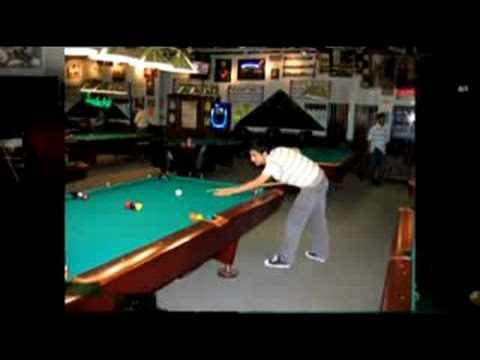 gotham city billiards extended