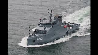 突尼西亞海軍 MSOPV 1400型巡邏艦 剪輯 Tunisia Navy MSOPV 1400 patrol ship