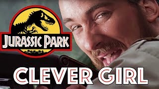 "Jurassic Park (Parody) DUM - ""Clever Girl"" - Original Music Video"