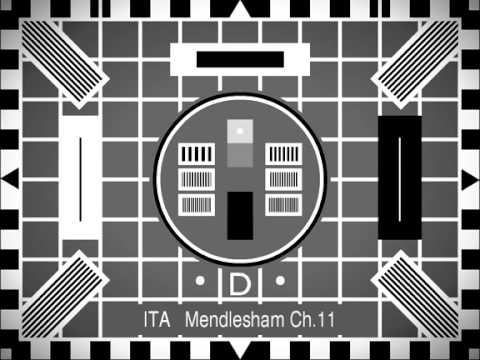 Anglia Test Card D