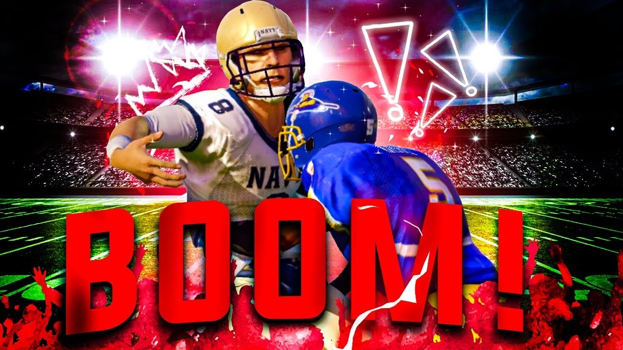 Go Navy BEAT Army! + All American Snub? | NCAA 12 RTG Ep. 9