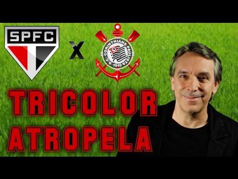 Gols De São Paulo 4 x 0 Corinthians (Oscar Ulisses) Rádio Globo/CBN - Série A - 05/11/2016