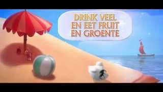 Kijk Olafs zomertips om gezond te eten filmpje