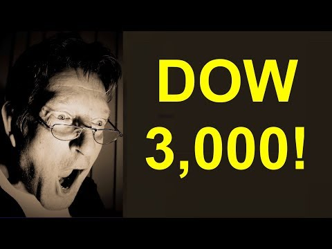 DOW 3,000 - 90% CRASH Ahead | Steve St. Angelo