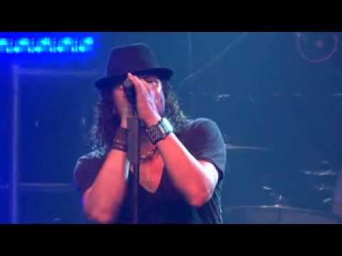 Jeff Scott Soto - Frozen & Crazy (Live in Madrid ´09)