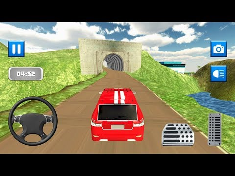 Aeroplane Transport Prado Car (by Gaming Globe Inc) Android Gameplay [HD]