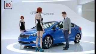 TOP 10  funny car commercials Special version