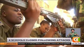Bandit attack leads to closure of 4 schools in Arabal area of Baringo