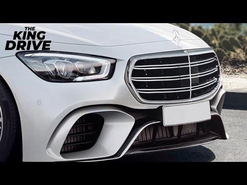 Новый Mercedes S Class 2020 и C63 AMG первые подробности.