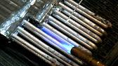 HTS-2000 инструкция по пайке алюминия с медью. - YouTube