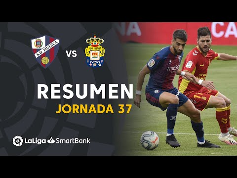 Huesca Las Palmas Goals And Highlights