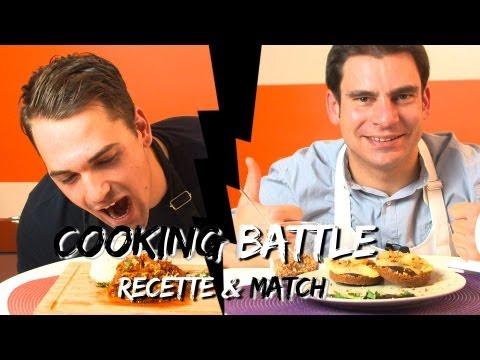 Cooking battle #3 : Thibault vs Antoine