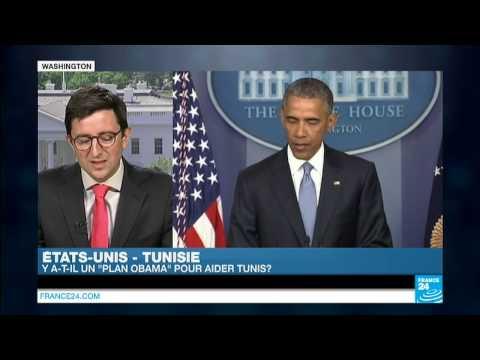 États-Unis – Tunisie : Essebsi en visite officielle à Washington