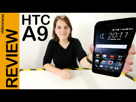 HTC ONE A9 review en español
