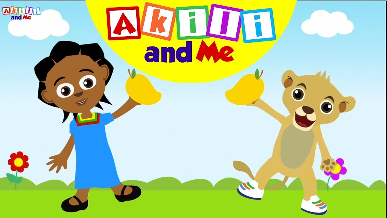 Counting Mangoes with Akili! | Akili and Me Counting Songs | Cartoons for Preschoolers