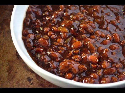 How to Jazz Up Canned Baked Beans | The Best, Easy Baked Beans Recipe