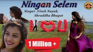 NINGAN SELEM Kudukh Romantic Dandi l Singer Vivek Nayak & Shraddha Bhagat l Lyrics Avinash Tirkey