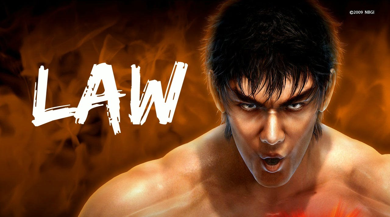 Tekken 6 Marshall Law Arcade Battle Youtube