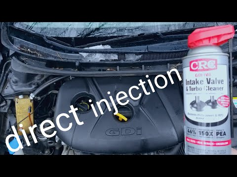Crc intake valve cleaner PROOF