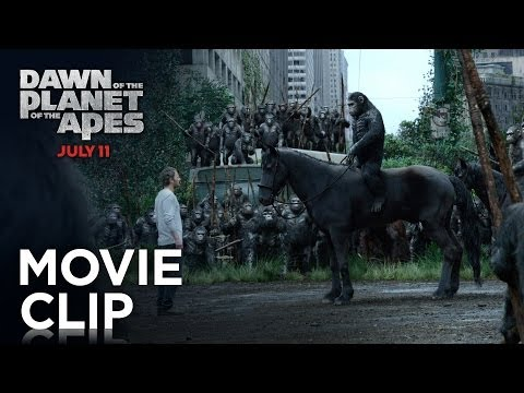 Dawn Of The Planet Of The Apes Movie Quotes