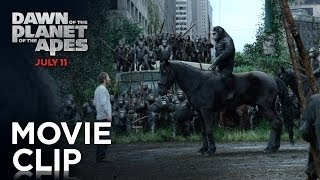 "Dawn of the Planet of the Apes | ""Apes Don"