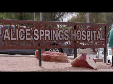 Nursing in Alice Springs Hospital