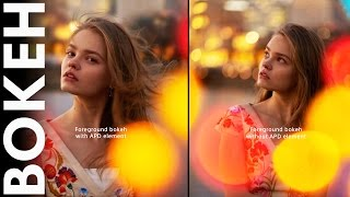 A BOKEH SNOB'S DREAM! Sony 100mm f/2.8 STF Review