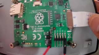 Montage de l'écran tactile 7 pouces du Raspberry Pi - Tuto