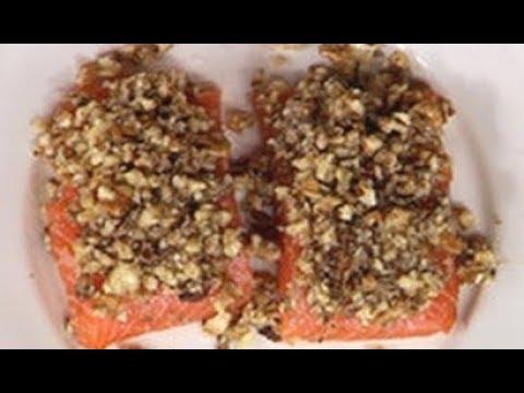 Красная рыба запеченая в духовке рецепт от шеф-повара / Илья Лазерсон