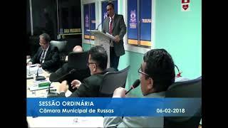 Junior Martins Pronunciamento 06 02 18