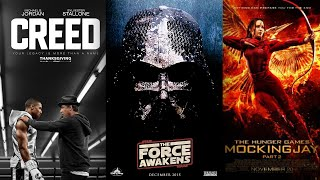 10 Most POPULAR MOVIES of 2015