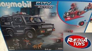 playmobil city