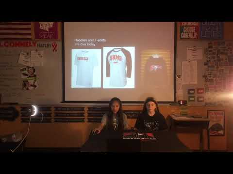 Silver hills middle school announcements 21 2018