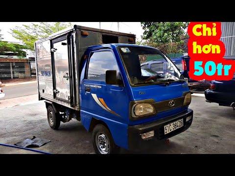 Chỉ Hơn 50 triệu Có Ngay Thaco TOWNER  600kg đời 2013 Xe tải cũ giá rẻ LH 0918252930.0985087801