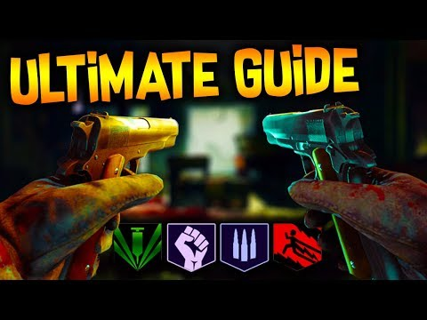 ULTIMATE Guide to 'THE FINAL REICH' - Walkthrough, Tutorial, All Buildables (WW2 Zombies)