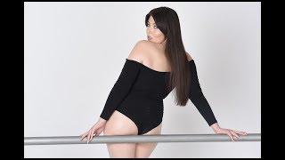 Модель Plus Size БЕЗ ФОТОШОПА !!! Урок 61. Фотошкола Олега Зотова.