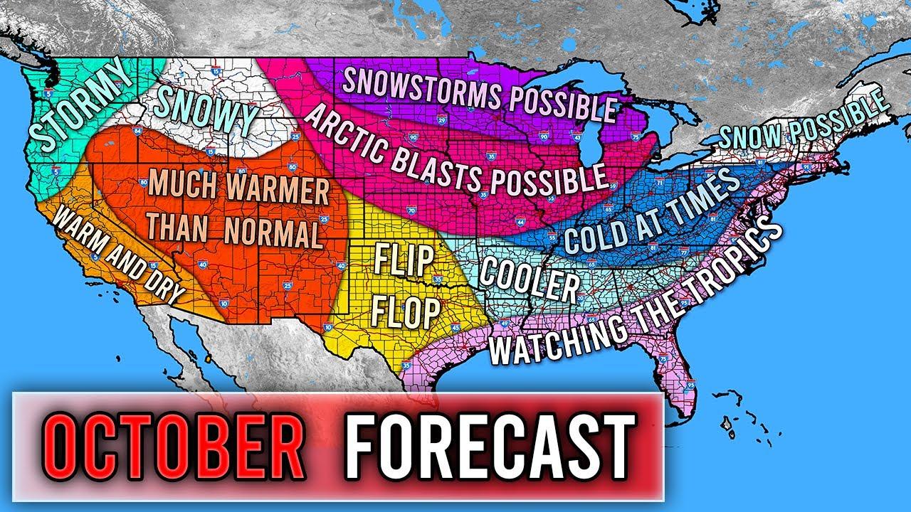 October Forecast 2020