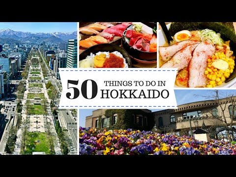 3 Days in Hokkaido - 50 Things to Do in Sapporo & Otaru   JAPAN TRAVEL GUIDE   日本北海道