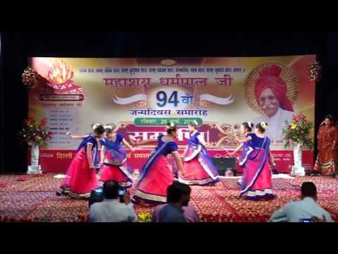 Dance | Dholida Dhol Re Vagad Mhare Hich...