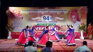 dance dholida dhol re vagad mhare hich levi che arya samaj