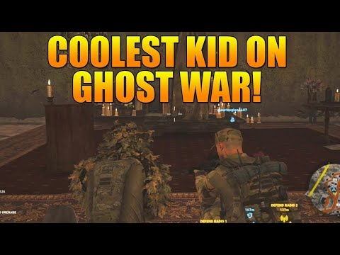 PLAYING WITH THE COOLEST KID ON GHOST WAR! | #MauriceNoL's | Ghost Recon Wildlands PVP