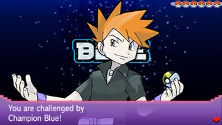 Pokemon Omega Ruby & Alpha Sapphire - CHAMPION BLUE!? [April Fools Joke]